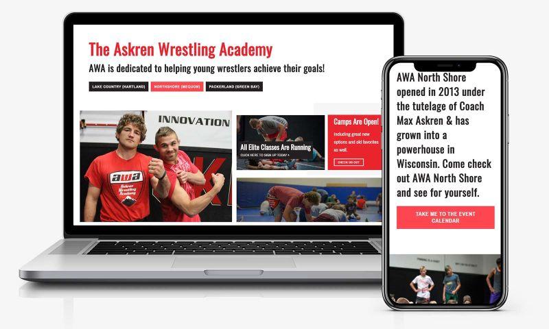 js-interactive.com - Askren Wrestling Academy