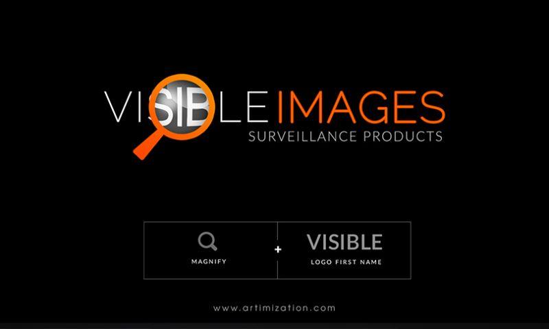 Artimization - Creative Logo Design For CCTV Company (Visible Images)