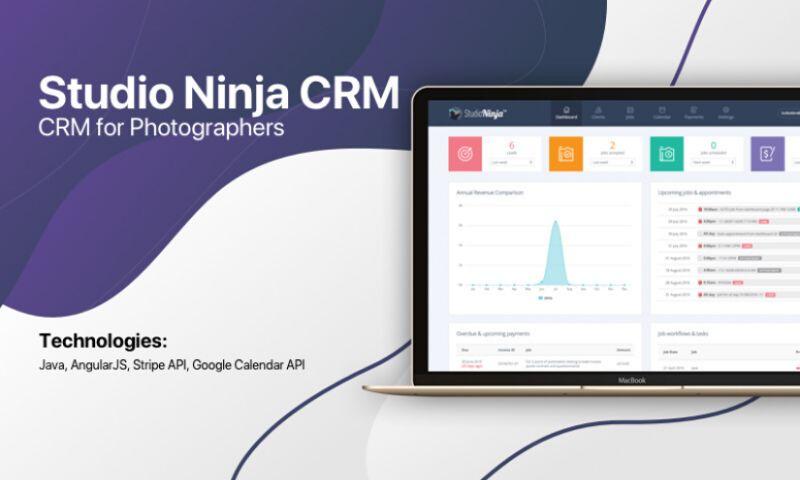 Sombra - STUDIONINJA CRM   How to create custom CRM for certain niche