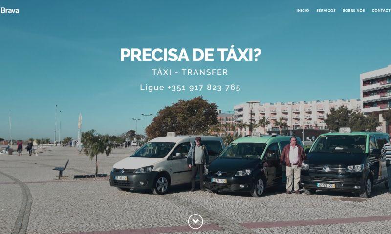 Webptdesign - Táxi Terra Brava