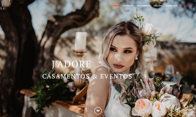 Webptdesign - J'Adore Weddings Algarve