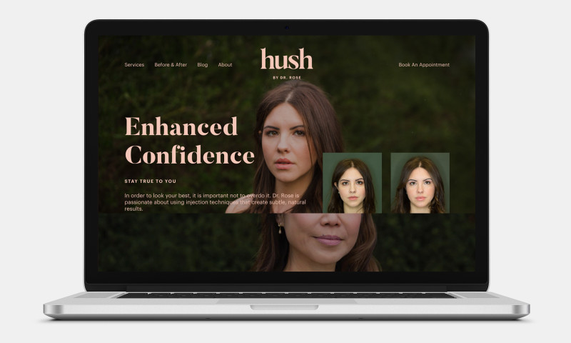 Pivot & Pilot Creative - Hush: Organic Tones, Natural Results