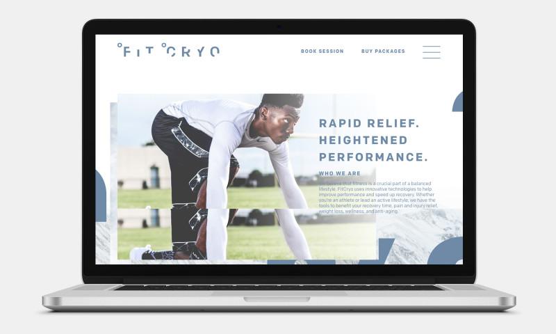 Pivot & Pilot Creative - FitCryo: Rapid Relief, Increased Performance