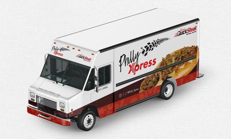 FRW Studios - Philly Xpress Food Truck