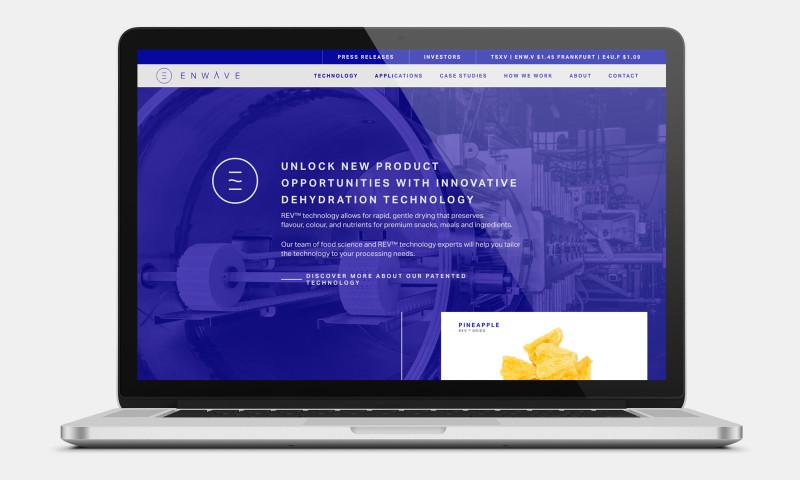 Pivot & Pilot Creative - EnWave