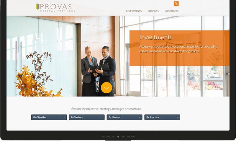 Mr. Website Designer - Provasi Capital Partners