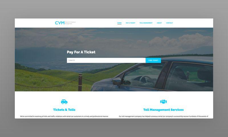 Marcher Internet Marketing - CVM Web Design