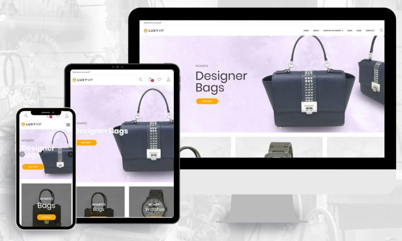 RBD Digital Marketing Agency - LuxyVip