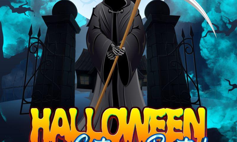 Gamepak Studio - Halloween Poster Design