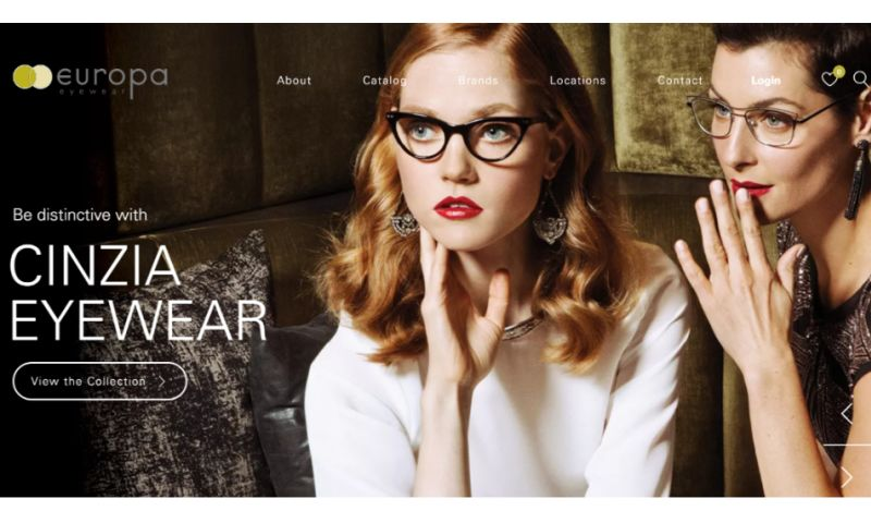 Comrade Digital Marketing - Europe Eyewear