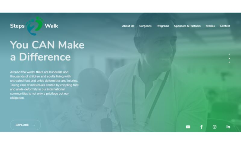 Comrade Digital Marketing - Steps 2 Walk