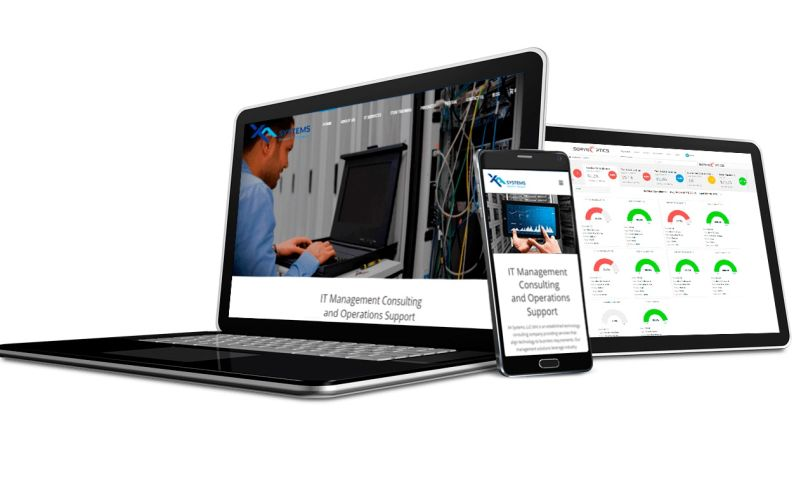 AgileEngine - Data monitoring tool for IT consulting company