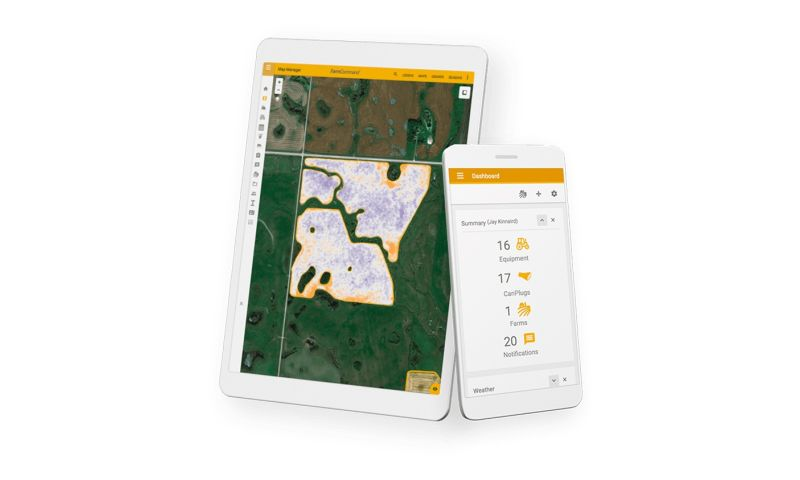 AgileEngine - Mobile and Web App development for world leading agricultural company