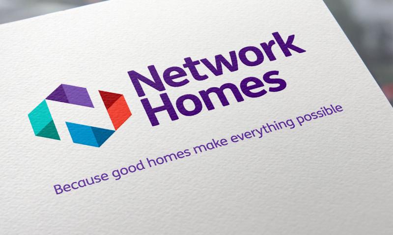 Fabrik Brands - Network Homes branding