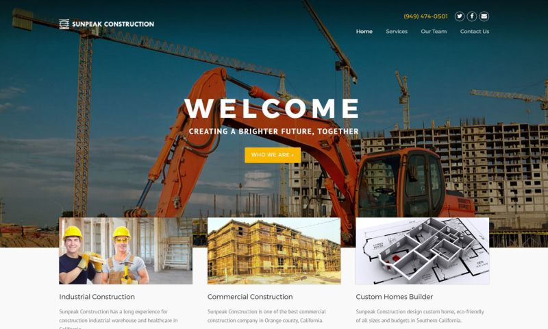 Search Engine Projects - Contractors Digital Marketing & Website Design