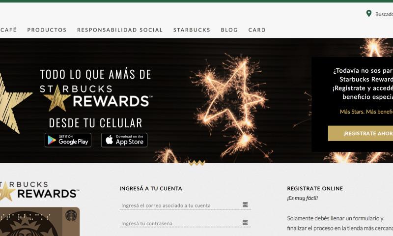 10Pines - Starbucks Rewards