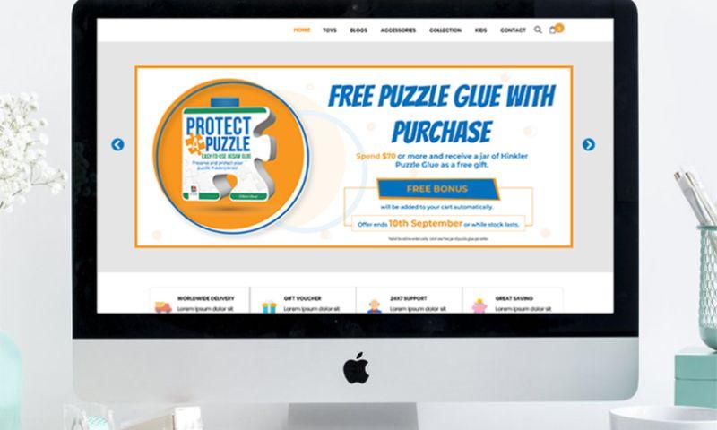TechUptodate.com.au - Puzzle Glue Banner