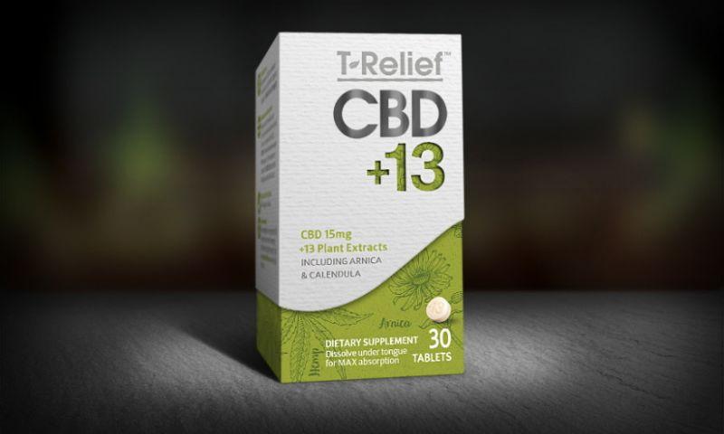 Zack Group llc - T-Relief, CBD+13