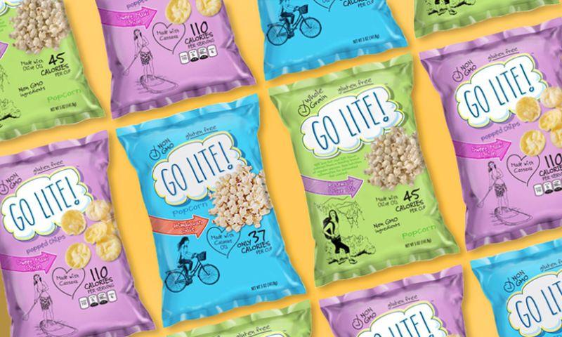 Zack Group llc - Herr's, Go Lite! Snacks