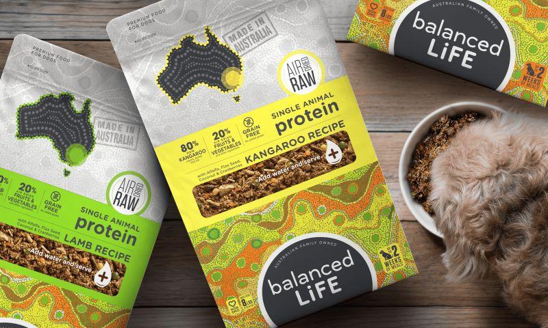 Zack Group llc - Balanced Life. Pet Food