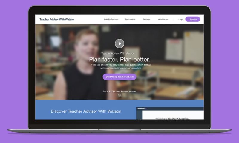 SeaLab Design Agency - Created A Market Validated Watson-Championed Application In The Education World.