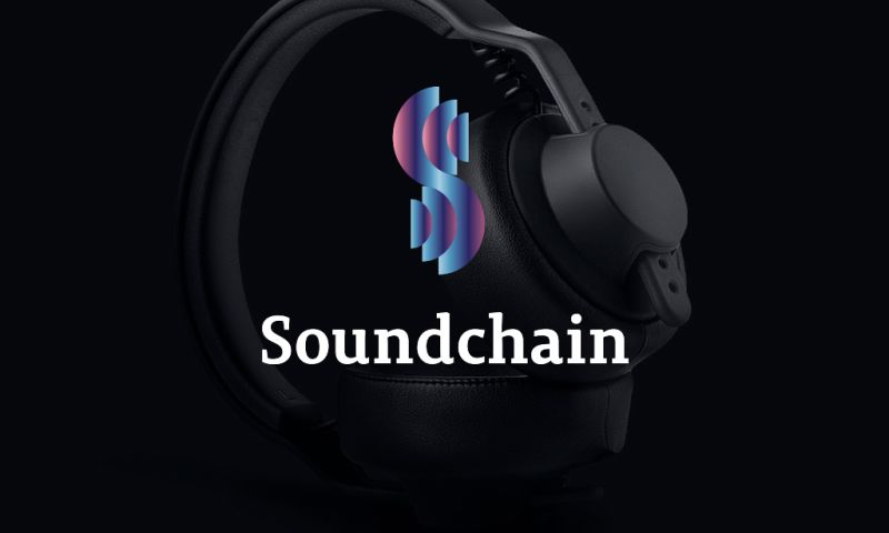 Evrone - SoundChain