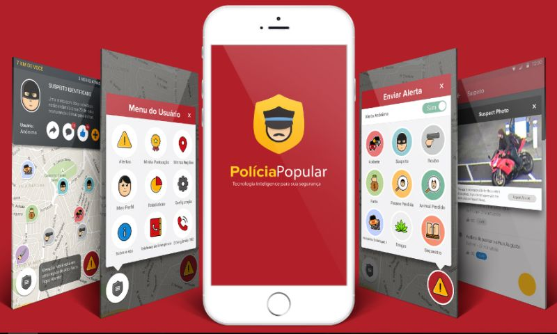 Star Knowledge - Policia Mobile Application