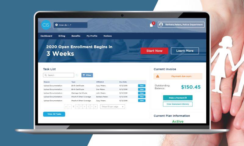Buildable - Benefits Enrollment System