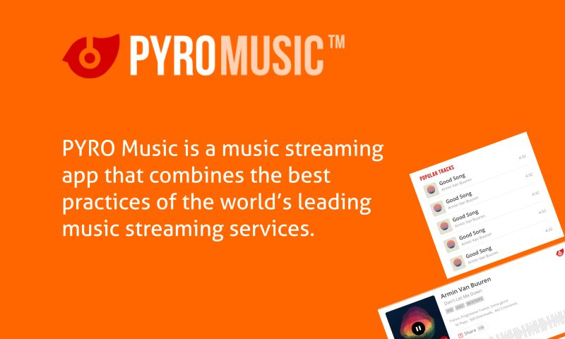 JetRuby Agency - PYRO Music
