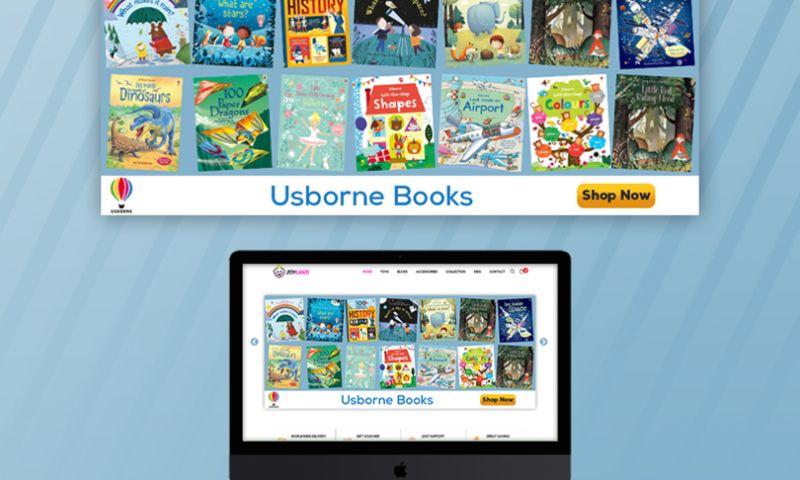 TechUptodate.com.au - Usborne   Banner Design