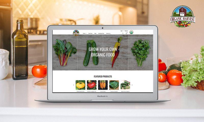 MAXBURST, Inc. - The Organic Harvest