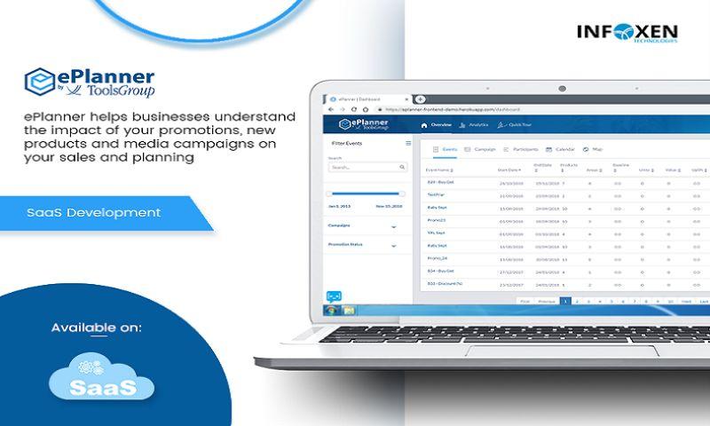 Infoxen Technologies Inc. - ePlanner