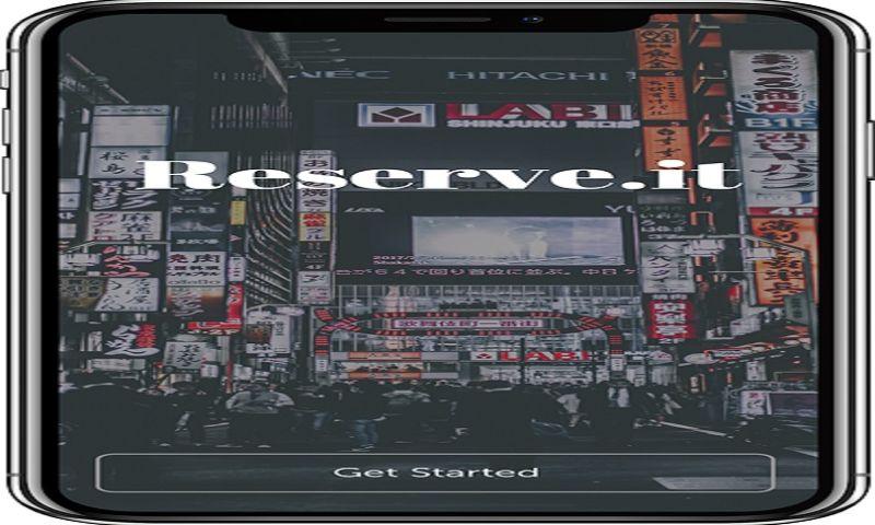 CreativeGray - RESERVE.IT