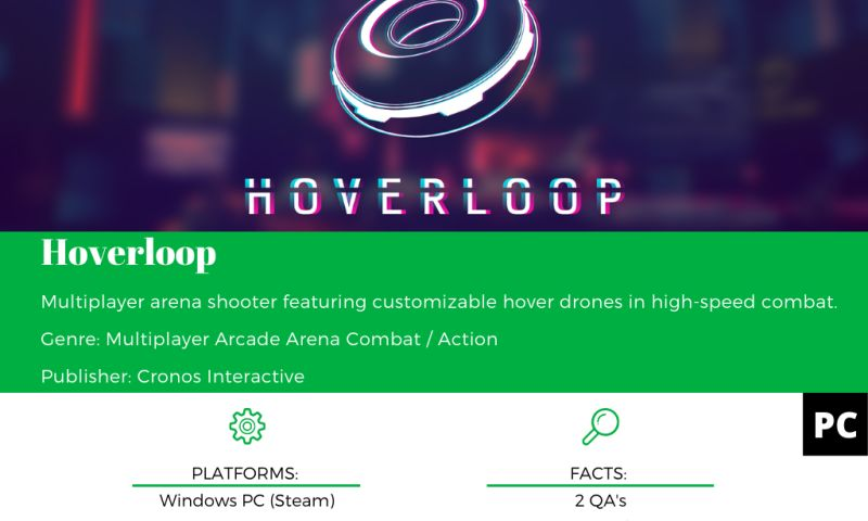 SnoopGame QA - Hoverloop