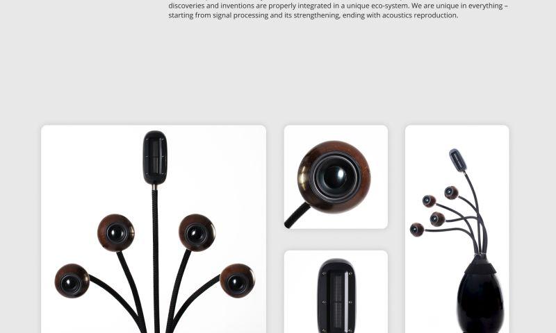 KOSMIQS - Sound system design
