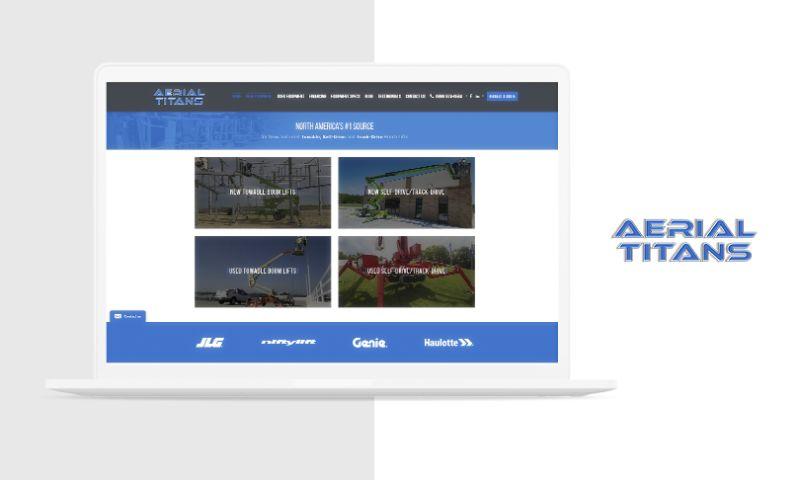 MAXBURST, Inc. - Aerial Titans