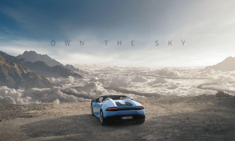 Joy Films FZ LLC - Lamborghini Huracán
