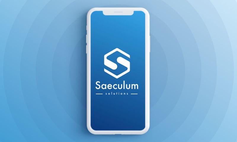 Saeculum Solutions Pvt Ltd - Splash Screen App Design