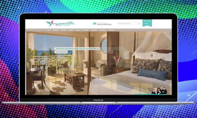 InnoTech Solution - Booking Site