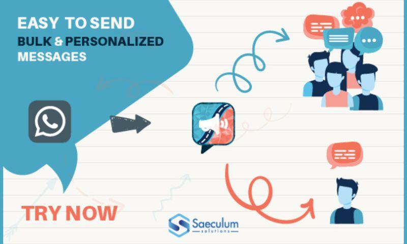 Saeculum Solutions Pvt Ltd - Whats App Bilk Messanger