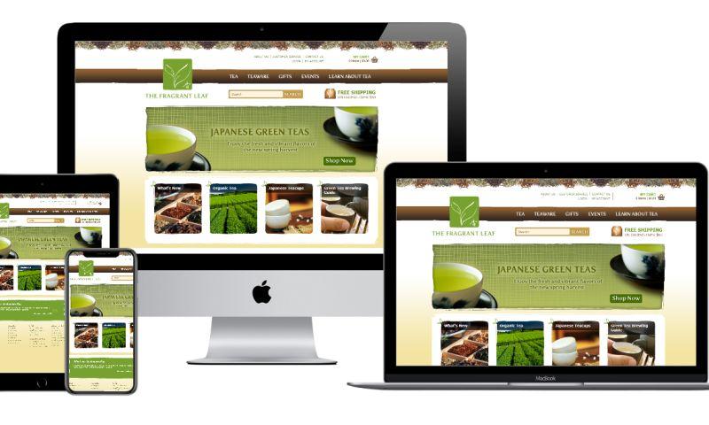 WNA InfoTech LLC - The Fragrant Leaf
