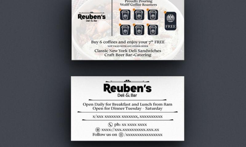 TechUptodate.com.au - Reubens Deli & Bar