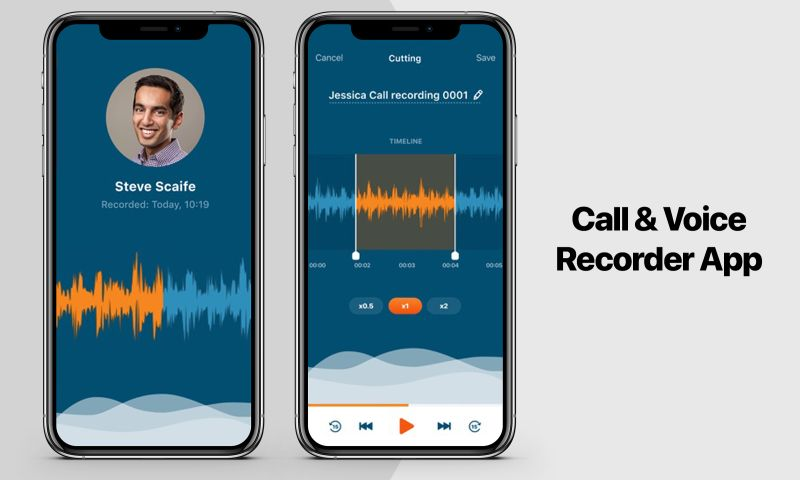 Cuspy Software - Call and Voice Recorder App for iOS