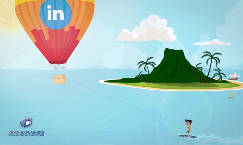 Video Explainers - 2D Cartoon Animation - LinkedIn