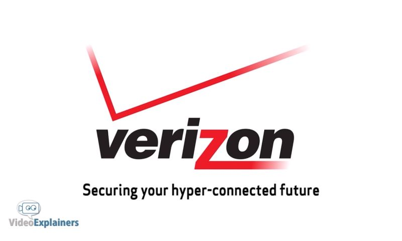Video Explainers - Verizon-Motion Graphics Video