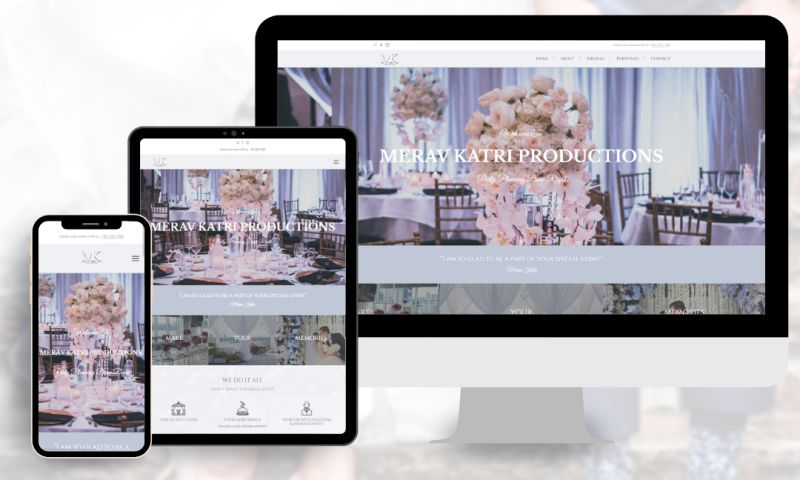 RBD Digital Marketing Agency - Merav Katri Productions