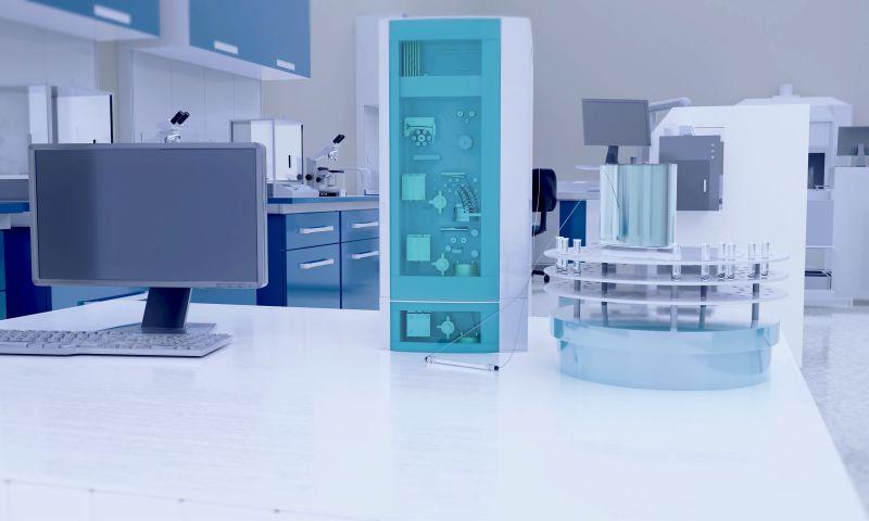 Verstiuk Production - PharmaFluidics – 3D Biotech Video
