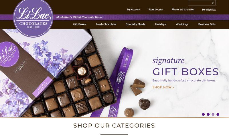 HyQuality - Li-Lac Chocolates