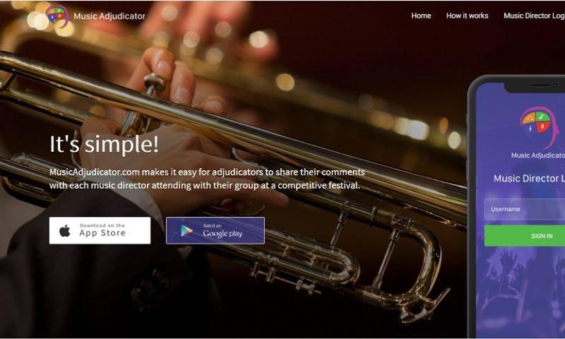Techliance - Music Adjudicator
