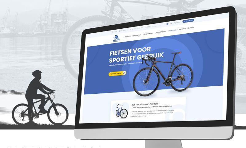 F5 Studio - Home page design